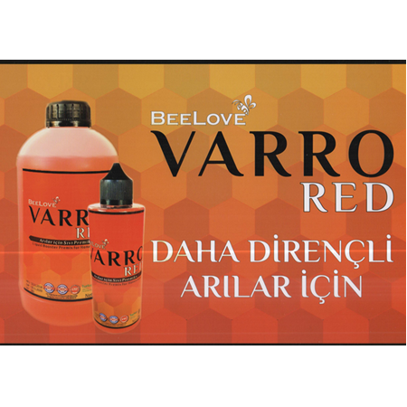 BEELOVE VARRO RED - 1000ML