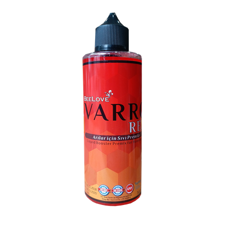 BEELOVE VARRO RED - 250ML